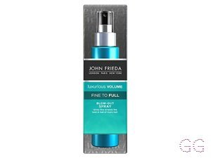 John Frieda Luxurious Volume Fine to Full Blow Out Styling Spray
