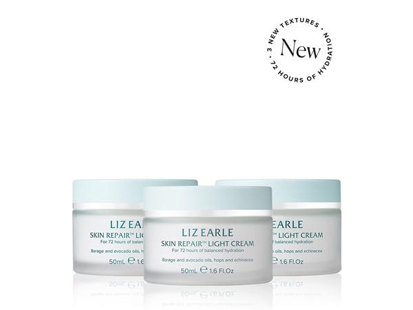 Liz Earle Skin Repair Moisturiser™ Light