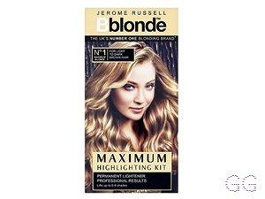 Jerome Russell  B Blonde Highlighting Kit