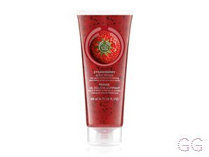 The Body Shop Strawberry Softening Body Polish