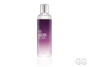 The Body Shop White Musk Smoky Rose Body Wash