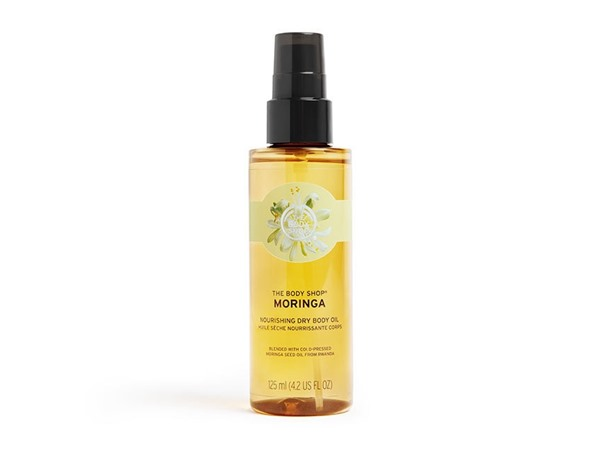 The Body Shop Moringa Beautifying Oil