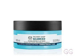 Seaweed Oil Balancing Clay Mask