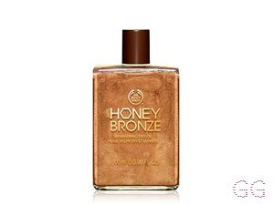 The Body Shop Shimmering Dry Oil Honey