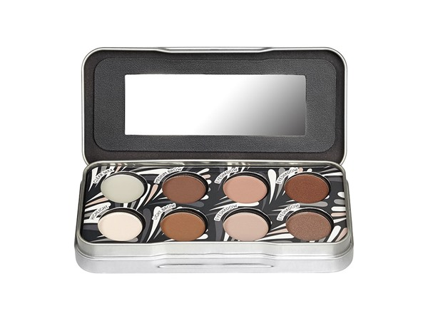 Barry M Get Shapey Brow and Eyeshadow Palette, Multi