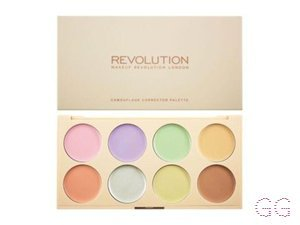 Revolution Camouflage Corrector Palette