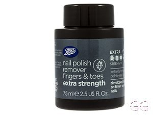 Boots Extra Strength Nail Polish Remover Fingers and Toes Pot