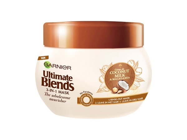 Ultimate Blends Coconut Milk Dry Hair Mask
