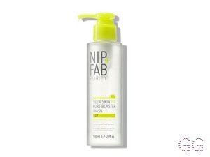 NIP AND FAB Teen Skin Fix Pore Blaster Jelly Wash Day