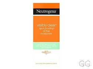Neutrogena Visibly Clear Spot Proofing Daily Mosituriser