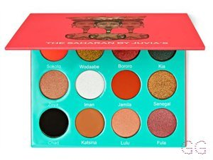 Juvias Place The Saharan Palette