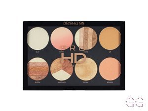 Revolution Pro Hd Highlighter Palette Brighter Than Your Future