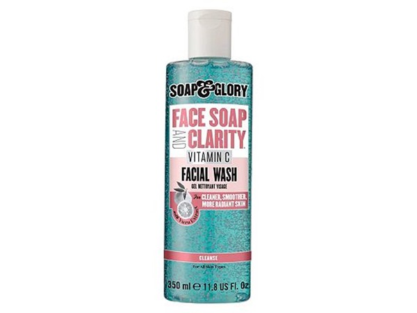 Soap & Glory Face Soap & Clarity™ Foaming Face Wash