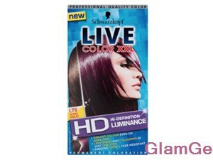 Schwarzkopf Live XXL HD Luminance
