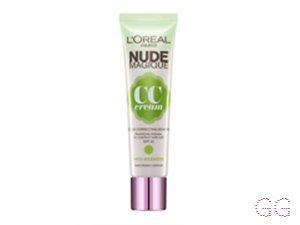 Nude Magique CC Cream Anti- Redness