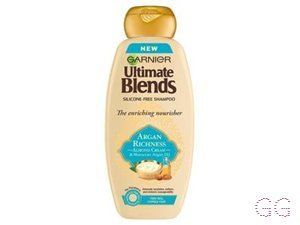 Garnier Ultimate Blends Argan Oil & Almond Shampoo