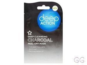 Deep Action Charcoal Peel Off Mask
