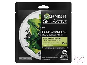 Charcoal And Algae Hydrating Face Sheet Mask