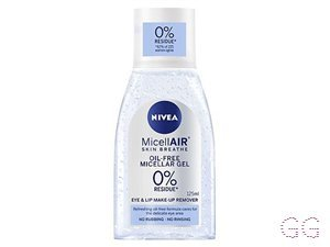Nivea Micellair Oil Free Micellar Make-Up Remover Gel