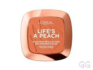 L'Oreal Life'S A Peach Blush Powder