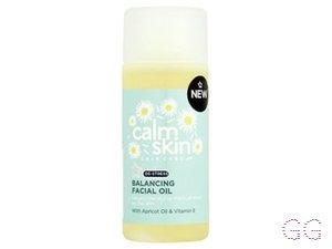 Calm Skin De-Stress Balancing Facial Oil