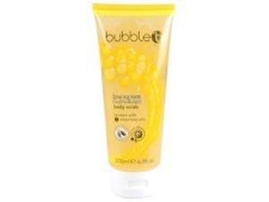 Bubble T Lemongrass And Green Tea Body Scrub