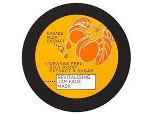 Vitamin C Orange Peel Jam Mask