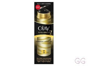 Olay Total Effects 7 in one Anti-Ageing Moisturiser and Serum Duo