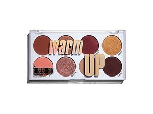 Obsession Warm Up Eyeshadow Palette