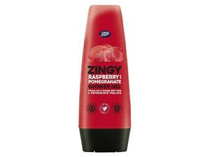 Boots Zingy Raspberry & Pomegranate Shower Gel