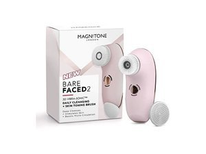 Magnitone Barefaced 2 Vibra-Sonic Facial Cleansing And Toning Brush