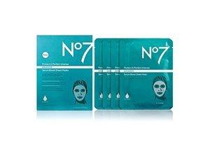 NO7 Protect & Perfect Intense Advanced Serum Boost Sheet Masks