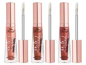 Too Faced Melted Matte-Tallics Lipstick