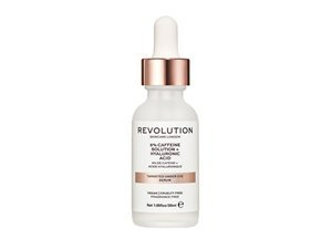 Revolution Targeted Under Eye Serum - 5% Caffeine Solution + Hyaluronic Acid Serum