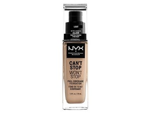 Cant Stop Wont Stop Full Coverage Liquid Foundation