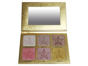 Jeffree Star Skin Frost Pro Palette 24 Karat