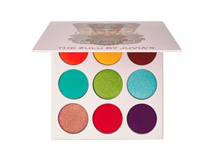 Juvias Place The Zulu Eyeshadow Palette
