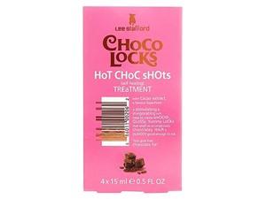 Lee Stafford Choco Locks Hot Choc Shots 4 X