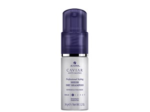 Caviar Style Sheer Dry Shampoo