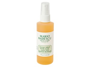 Facial Spray With Aloe Sage And Orange Blossom