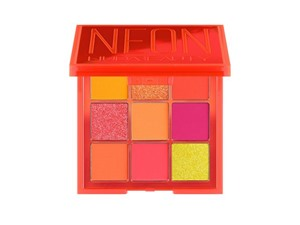 Huda Beauty Obsession Eyeshadow Palette Neon Orange