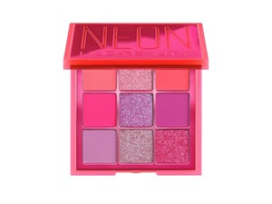 Huda Beauty Obsession Eyeshadow Palette Neon Pink