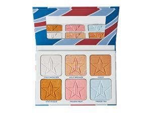 Jeffree Star Cosmetics Skin Frost Pro Palette Brainfreeze