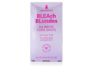 Lee Stafford Bleach Blondes Ice White Cool Shots