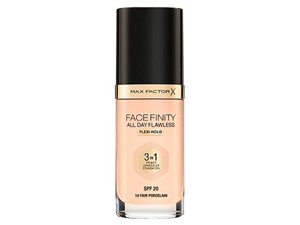Facefinity All Day Flawless 3in1 Liquid Foundation