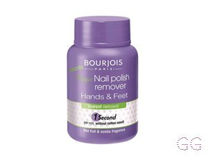 Bourjois Nail Polish Remover Hands and Feet