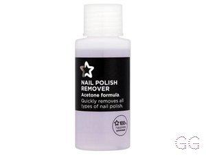 Superdrug Acetone Nail Polish Remover