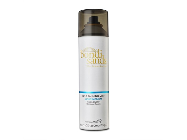 Self Tanning Mist Light