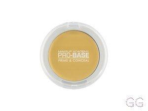 MUA Prime & Conceal Correcting Cream Solo Yellow