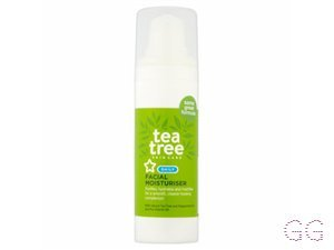 Superdrug Tea Tree Facial Moisturiser